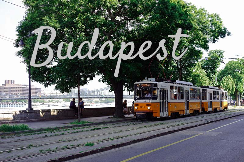 Budapest Weekend