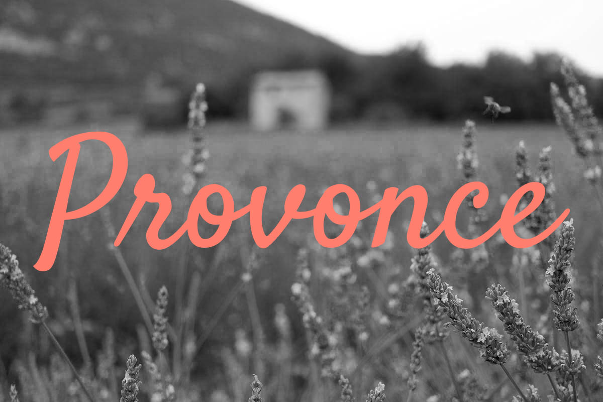 My Summer in Provence