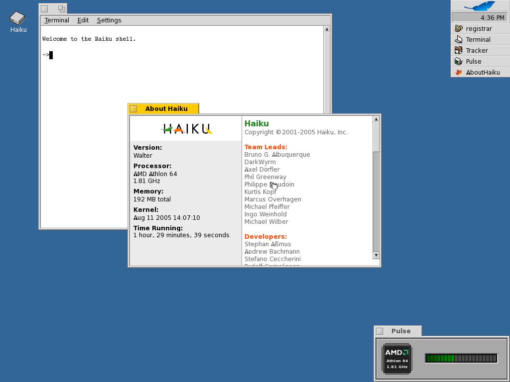 Theme generator for popular retro operating systems